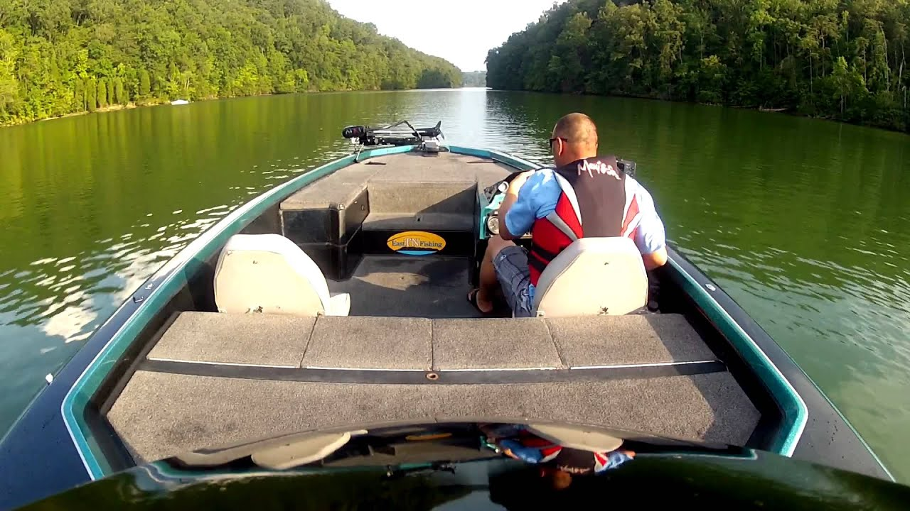 83mph In The Slick Raw Footage Easttnfishing And Bullet