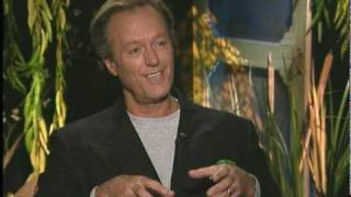 "Peter Fonda talks  to Joe Leydon about ""Ulee's Gold"""