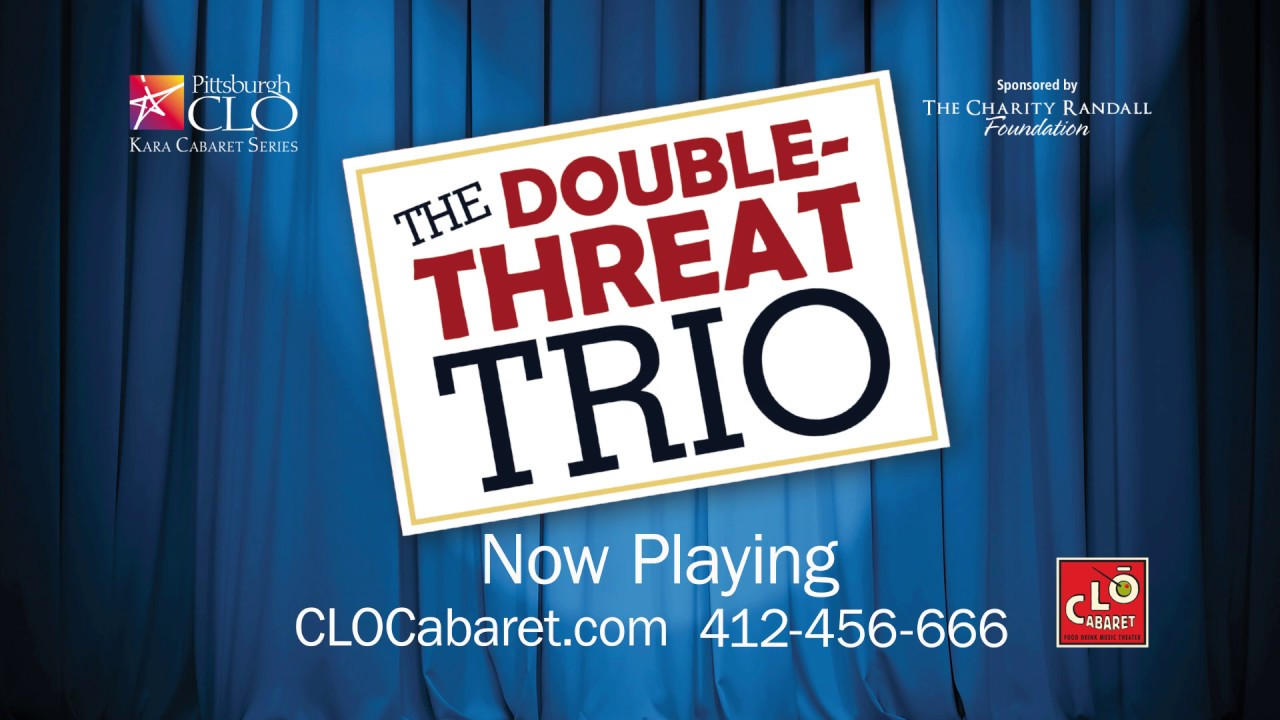 The Double-Threat Trio - Pittsburgh | Official Ticket Source