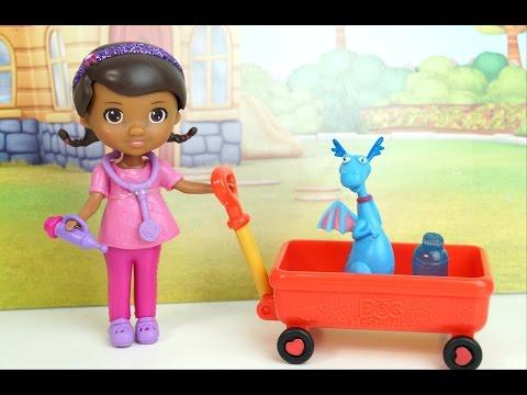Doutora Brinquedos Maleta Hora do Check Up Doc Mcstuffins Em Portugues Kids Toys