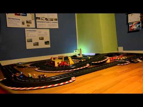 Circuit Carrera Nathan Démo course