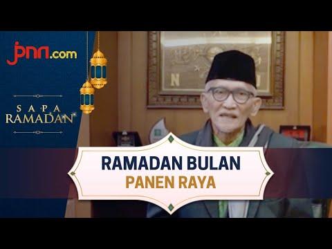 Ketum MUI Miftachul Akhyar: Ramadan Bulan Panen Pahala