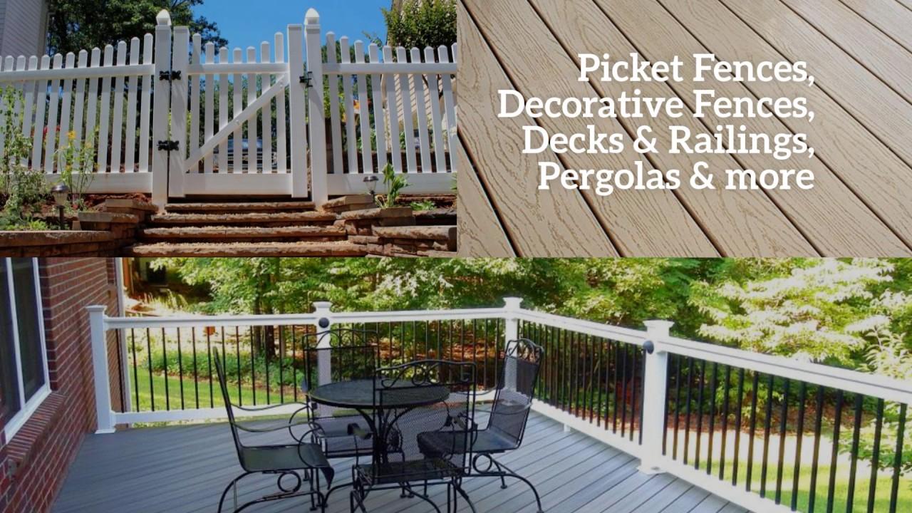 Wholesale vinyl fencing acworth ga country estate fence youtube wholesale vinyl fencing acworth ga country estate fence baanklon Gallery