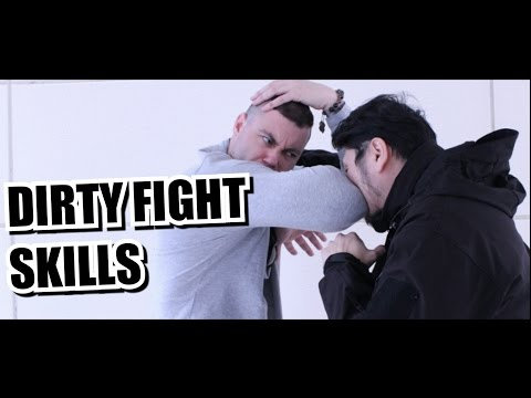 Clinch Fighting & Devastating ELBOW Combinations!