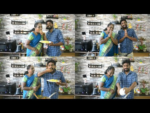 A Day With My Son|Quarantine Cooking Parithabangal|Cooking With MEE!!||#EP3|AMMA SAMAYAL