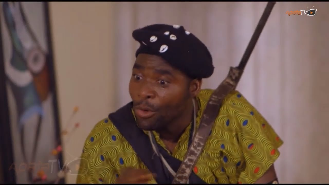 Download English (Ede Oyinbo)Yoruba Comedy Movie 2018 Now Showing On ApataTV+