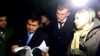 ЖК Димитрова 3\1. Как администрация Краснодара пыталась отговорить дольщиков от голодовки
