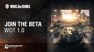 PC: World of Tanks 1.0 Beta