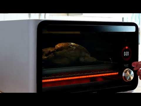 Умная духовка June Oven включилась самопроизвольно среди ночи