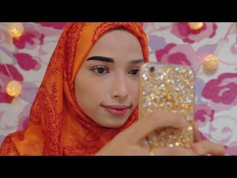 Eyebrow Henna | Inai Kening HiBrows Tutorial