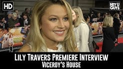 Lily Travers - Viceroy's House Premiere