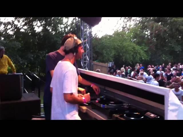[a:rpia:r] / RPR Sound: Rhadoo, Petre Inspirescu & Raresh @ GREEN & BLUE 2011