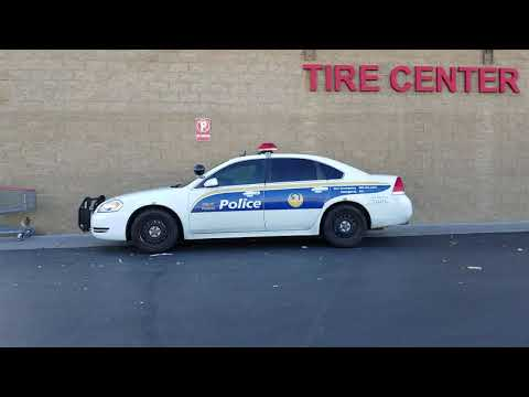 Blue Privilege by Phoenix AZ Police Parking in No Park Zone