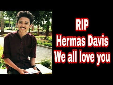 He Died in Bike Accident | RIP Hermas Davis | This is for you my brother | We all love you😢