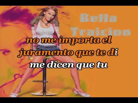 Bella Traicion (Karaoke/Instrumental)