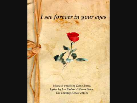 I see forever in your eyes