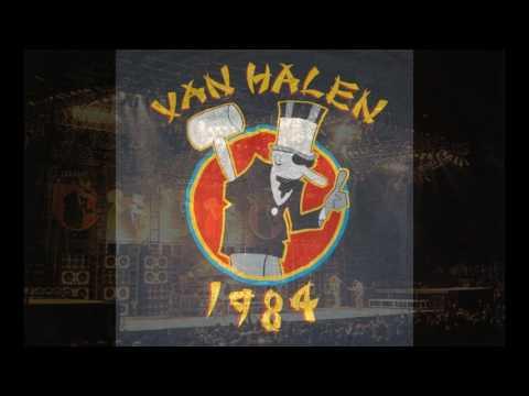 Van Halen Concert Announcement 1984 Hampton Coliseum
