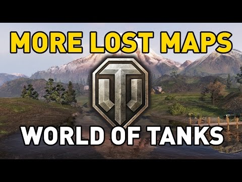 World of Tanks - The Lost Maps 2