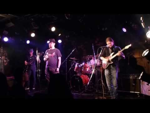 "Timothy Reid & Friends Live@ Knave Osaka 5/1/2014- ""Cities on Flame With Rock and Roll"""