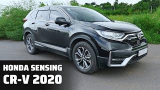 Trải nghiệm hệ thống an toàn chủ động Honda Sensing trên CR-V 2020, có ngon và có đáng tiếc
