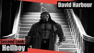 Second Official Look At David Harbours Hellboy