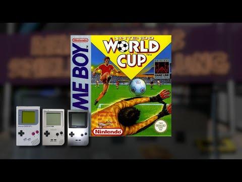 Gameplay : World Cup [Gameboy]