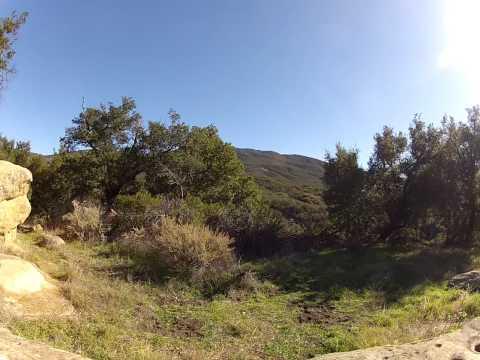 Tongva Indian Village Site