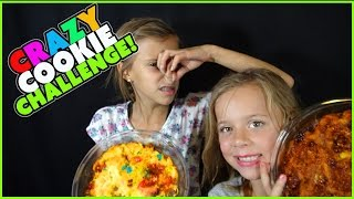 ➠ CRAZY COOKIE CHALLENGE ➠ KIDS EDITION ➠ SMELLY BELLY TV