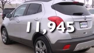 Pre-Owned 2013 Buick Encore Cedar Rapids | Iowa City IA