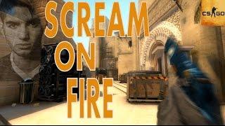 CS:GO - ScreaM on FIRE (Headshot Machine, Headshots, Inhuman Reactions) thumbnail
