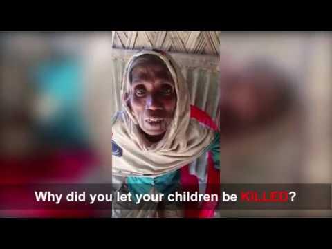 Rohingya Victim