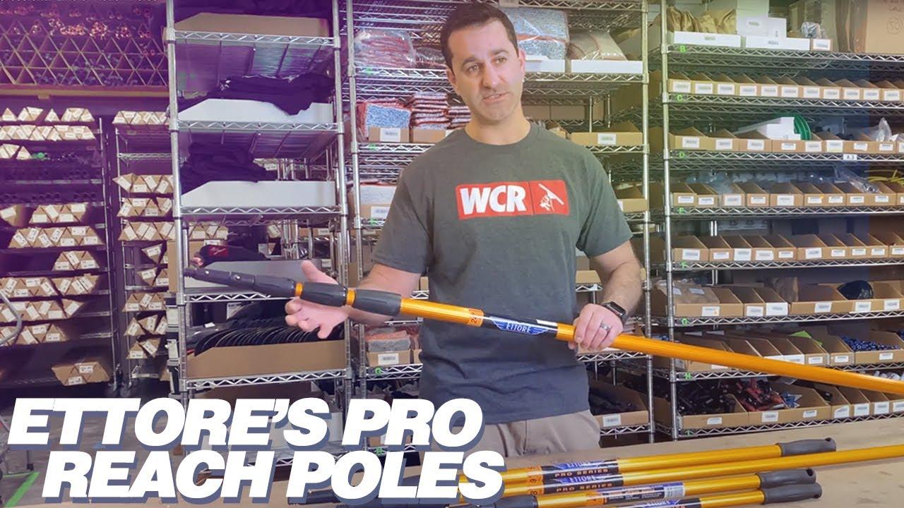 Ettore's Professional Line of Reach Poles