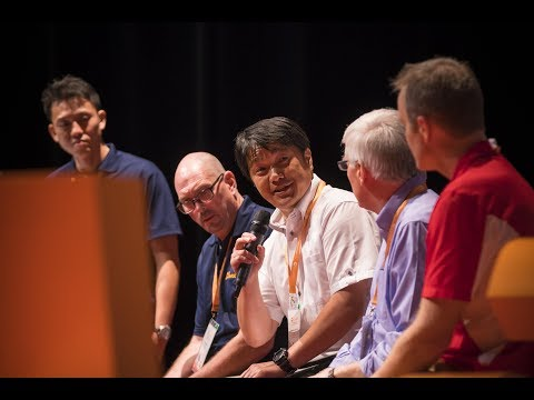 Panel Discussion at CoachSG Conference 2017