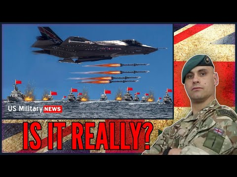 Marine (UK) Reacts to F-35: The Only Way to Win a War Against China