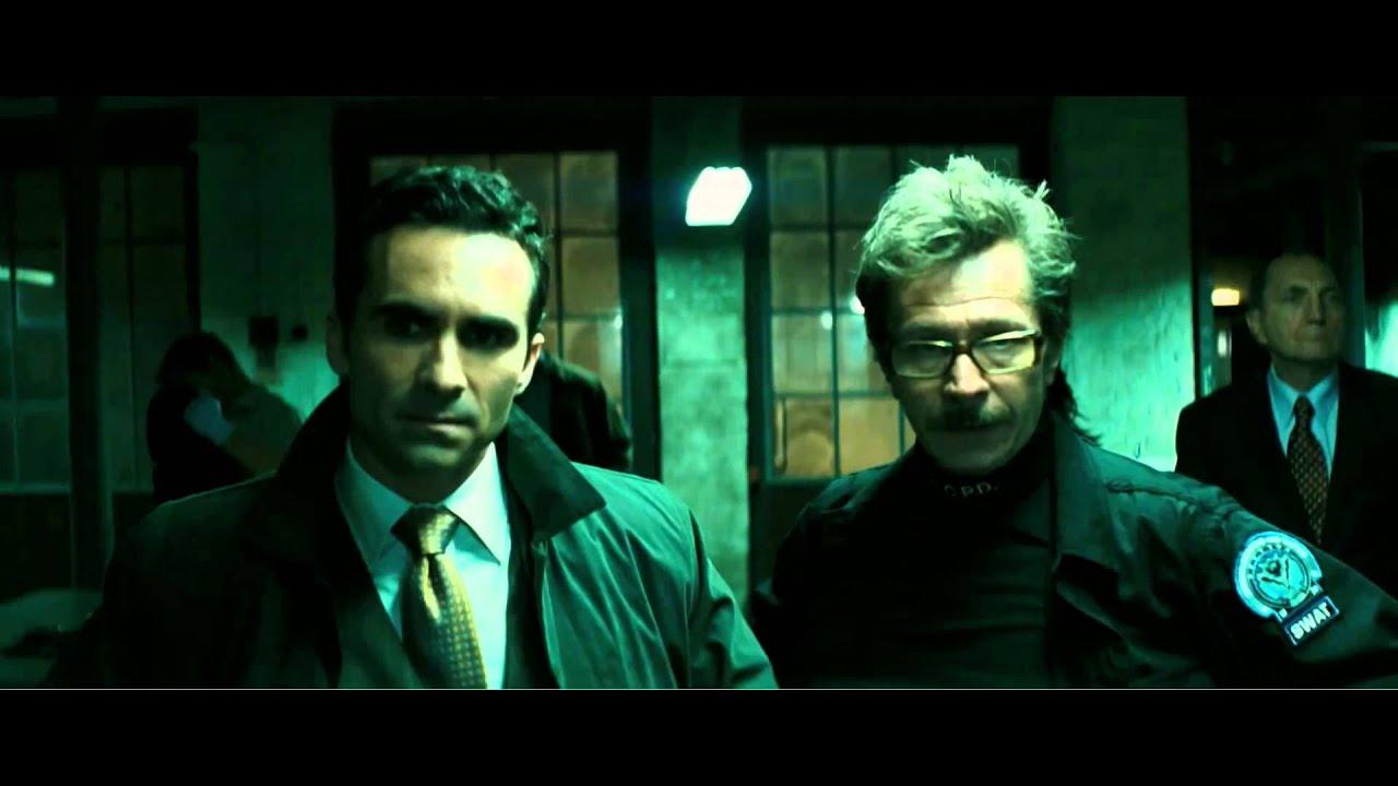 『ダークナイト』予告(英語)THE DARK KNIGHT Theatrical Trailer