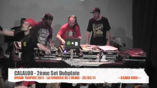 -Urban Trophée 2k11- Calaloo - 2ème Set Dubplate