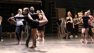 DanceFest 2011/Master Class - Modern