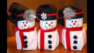 Easy And Fun Christmas Crafts
