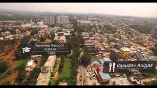 Godrej Eternity Kanakapura Road Bangalore Drone Video