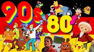 Growing Up In Germany During The 80s/90s - Kindergarden, School, Shows/Movies, Games |Get Germanized