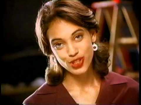 Head & Shoulders Shampoo Commercial Kristen Wilson 1995