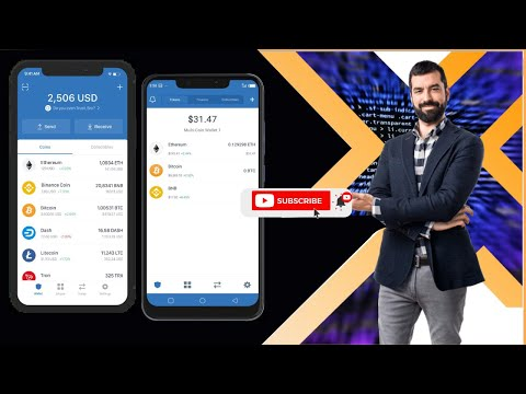 How to REGISTER for Lion Share on mobile phone (Trust wallet)