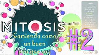 Jugando Mitosis   Comiendo como un buen PRO! thumbnail