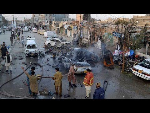 Pakistan: Bomb blast near Quetta Polio Center, 15 killed