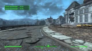 Fallout 4 - Exploring C.I.T - Hunter/Hunted Walkthrough