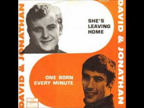 David And Jonathan - One Born Every Minute