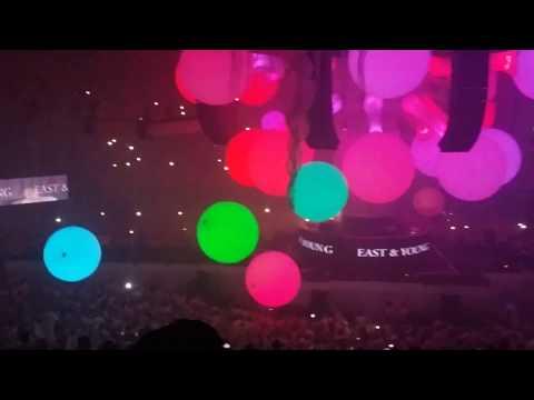 Sensation 2016 Arena Monterrey  East & young