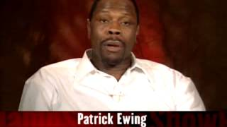 Patrick Ewing  interview in 2005 on the Best Damn Sports Show Period