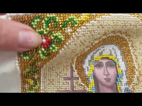 Вышивка бисером святая татьяна