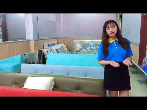 Sofa bed ( Sofa Giường bọc Nệm ) giá chỉ 2300k